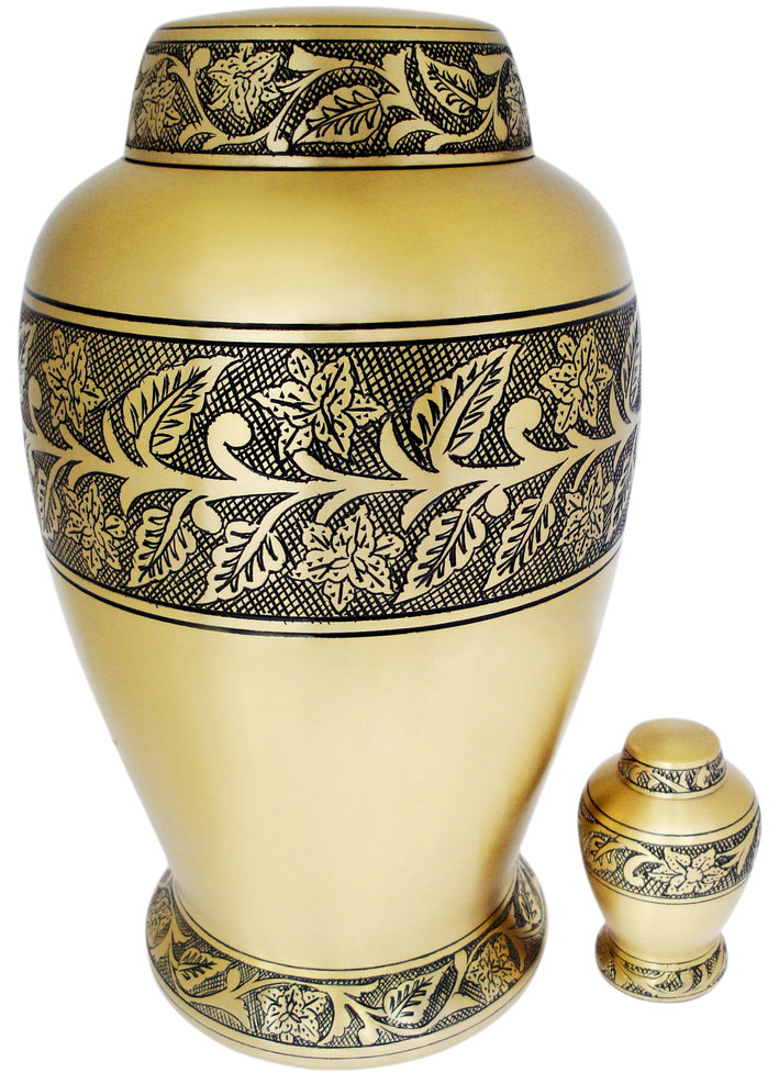Soulful_Peace_Brass_cremation_urn_set